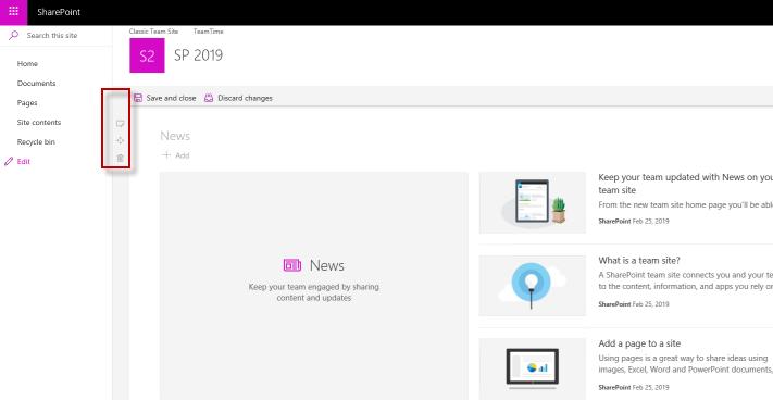 SharePoint 2019 Modern Sites & Pages | Pentalogic