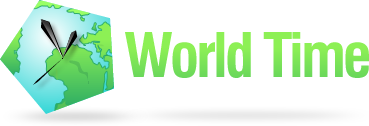 WorldTime logo